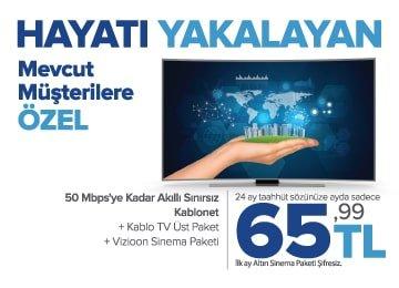 kablonet müşteri kampanyası